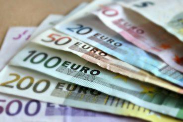 Contant geld - cash - espèces